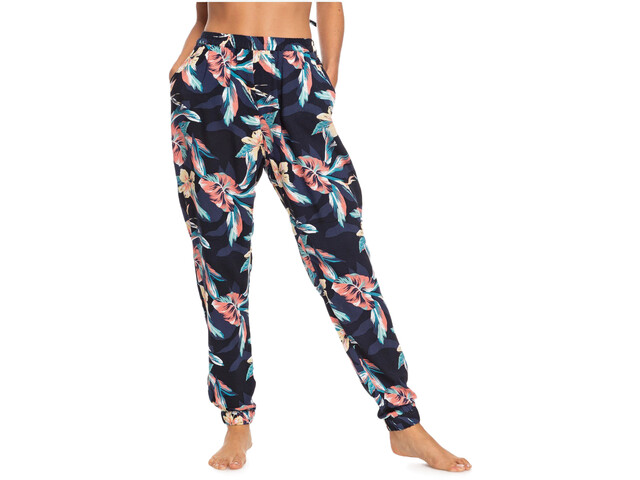 Roxy Easy Peasy Broek Dames, anthracite tropicoco s
